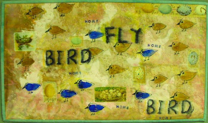 Flyhomebird
