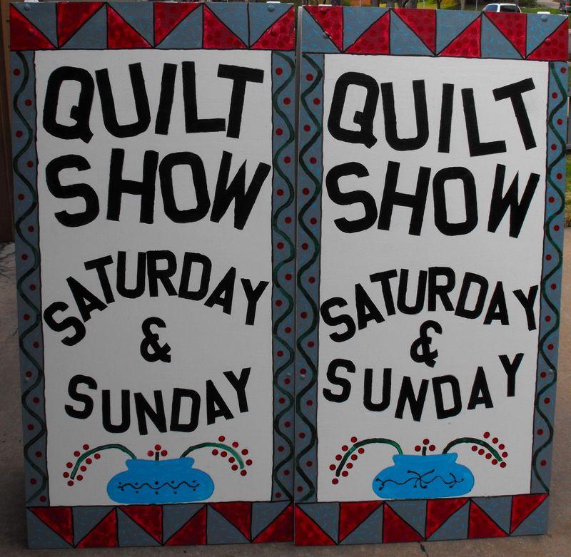 Quiltshowsign