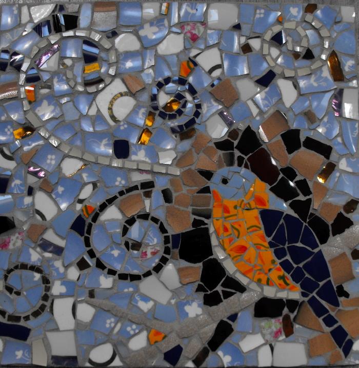 Mosaicbird