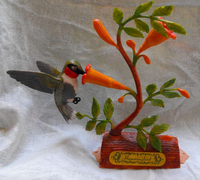 Modelhummingbird