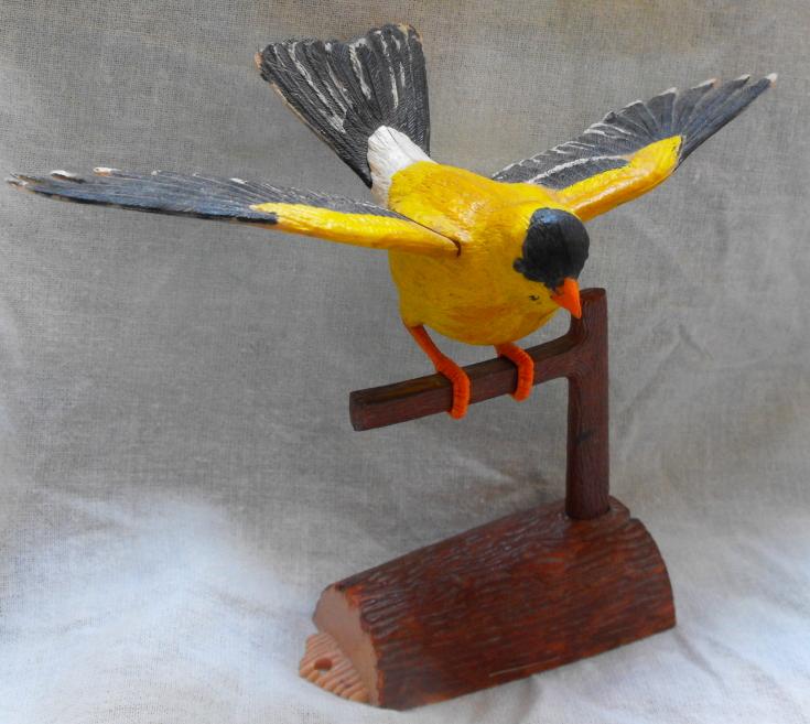 Modelgoldfinch