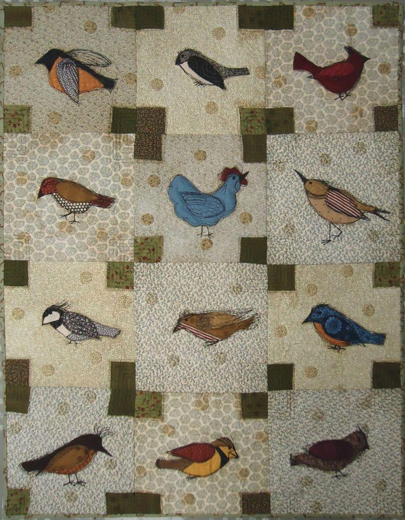 Barbara's birds