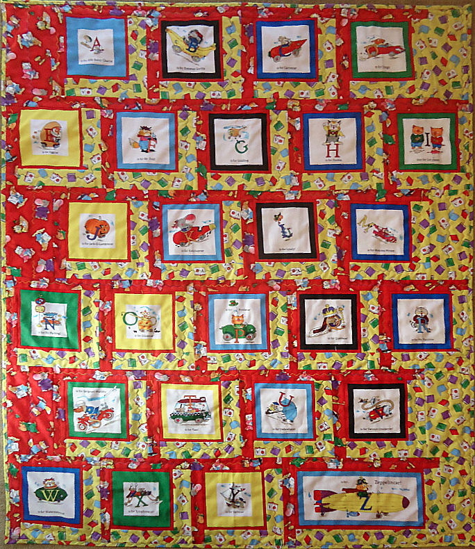Pickelcar quilt