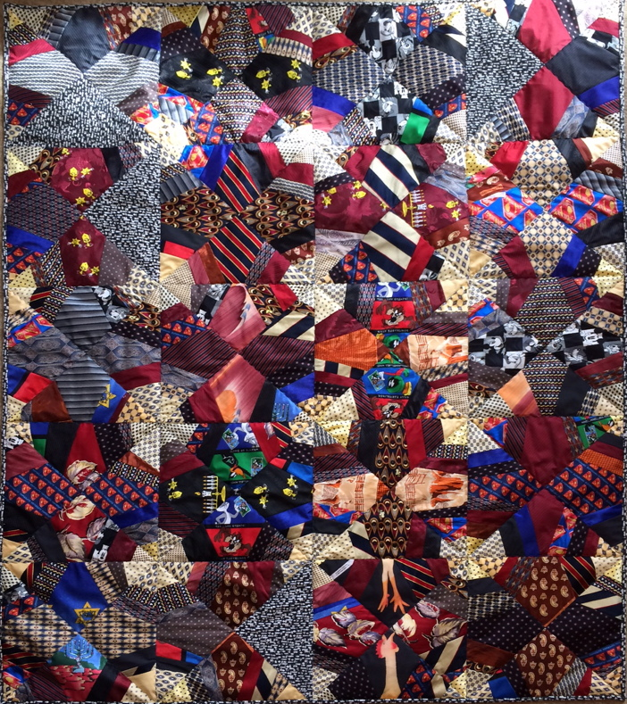Rf tie quilt