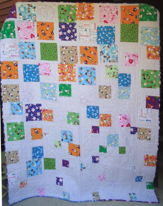 Largesnoopyquilt