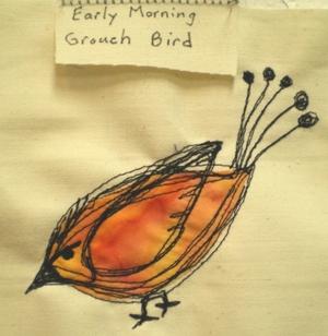Grouchbird